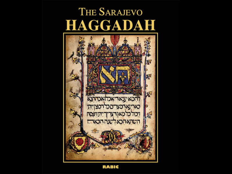 The Sarajevo Haggadah | Friday Morning Bookclub